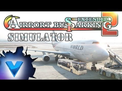 Video of Airport Bus Simulator Parking
