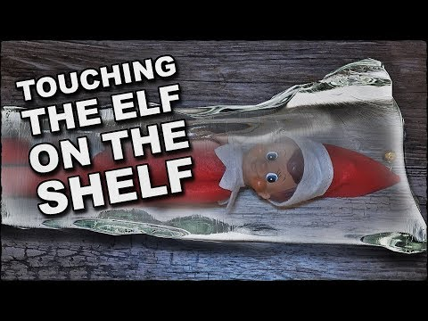 What Happens If You Touch The Elf On The Shelf