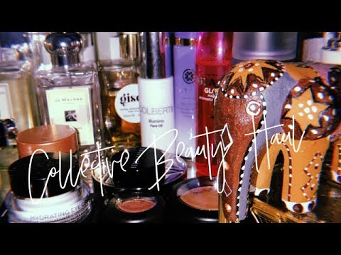 New Video On The Atelier || Collective Beauty Haul & 1st Impressions
