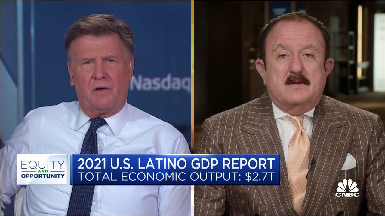 Latino U.S. financial output stands at $2.7 trillion: Report thumbnail