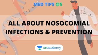 Med Tips at 5 | EPS 2 All About Nosocomial Infections & Prevention