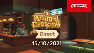 Animal Crossing: New Horizons Direct du 15 octobre