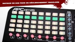 AKAI PRO APC Key 25 - Video