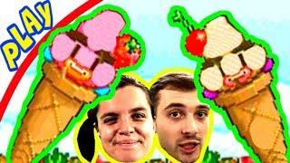 БолтушкА, ПРоХоДиМеЦ и Последние ЗАДАНИЯ для МОРОЖЕНОГО! #44 Игра для Детей - Плохое Мороженое