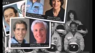 NASA challenger crew still alive and well