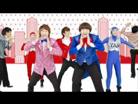 Super Junior T - ROKKUGO!! (Jap. Version)
