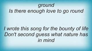 Angie Aparo - Seed Lyrics