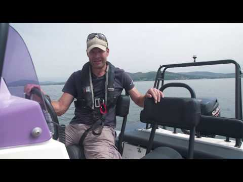 Brig Navigator 570 video