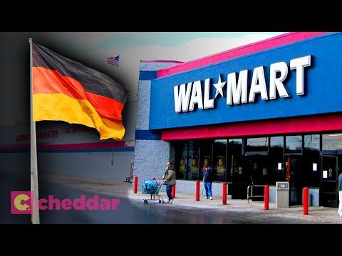 Why Walmart Failed In Germany - Cheddar Examines