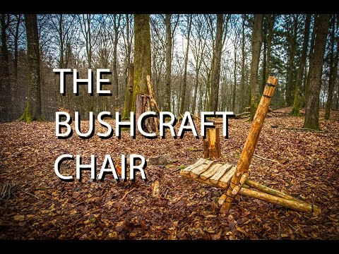 The Bushcraft Chair
