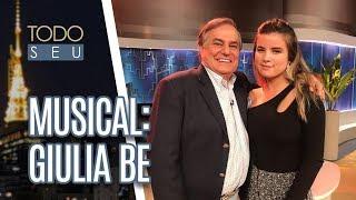Musical: Giulia Be   Todo Seu (220319)