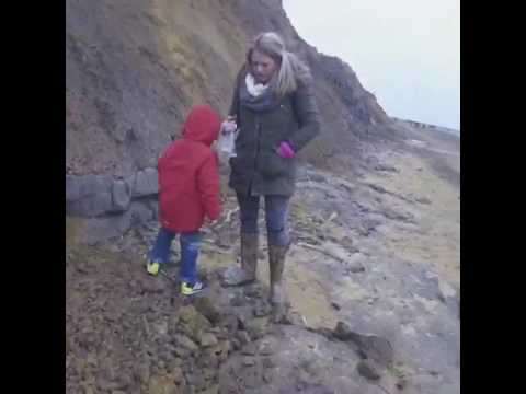 walton-on-the-naze-fossil-hunting