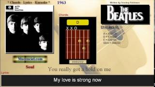 The Beatles - You really got a hold on me #0155