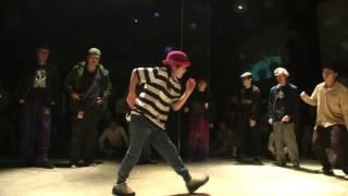 LOCK D circle / FUNKY CHICKEN 2017 DANCE BATTLE