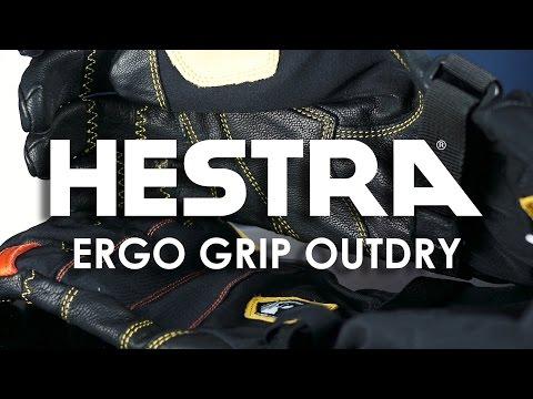 Hestra Ergo Grip Ski Glove Range Overview