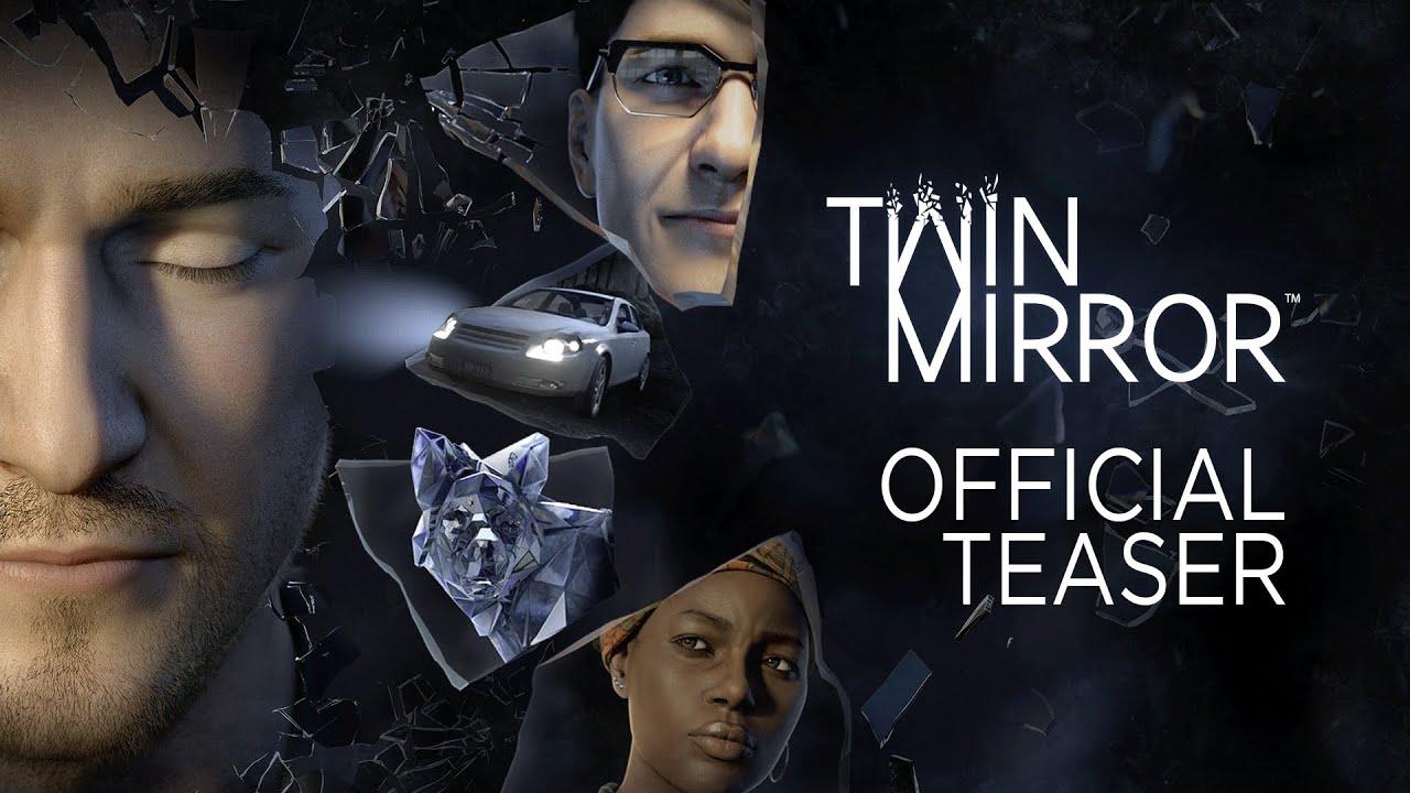 Трейлер игры Twin Mirror