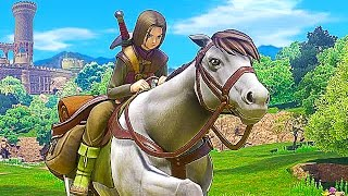 DRAGON QUEST XI NEW Gameplay Trailer PS4 2017