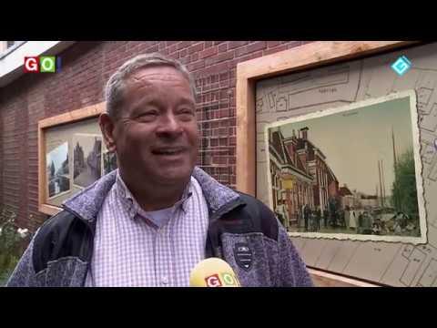 Fotopanelen in centrum Winschoten - RTV GO! Omroep Gemeente Oldambt