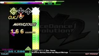 DDR 2013 - ずっとみつめていて [Zutto mitsumete ite] (Ryu☆Remix) CSP AAA PFC