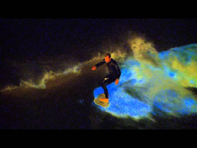Surfing the Red Tide in San Diego - Bioluminescence