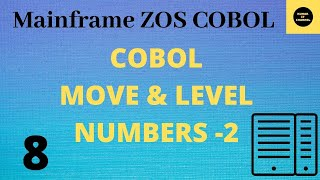 Mainframe Practical Tutorial using MOVE   10