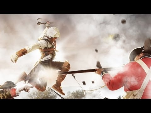 Assassin's Creed 3 In Real Life Seems Awesomely Impractical