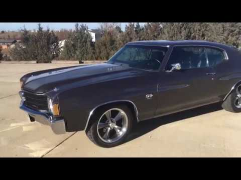 Video of 1972 Chevrolet Chevelle SS located in South Dakota - $35,000.00 Offered by a Private Seller - OW11
