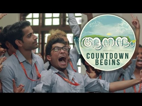 Aanandam countdown video