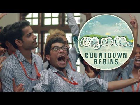Aanandam countdown video