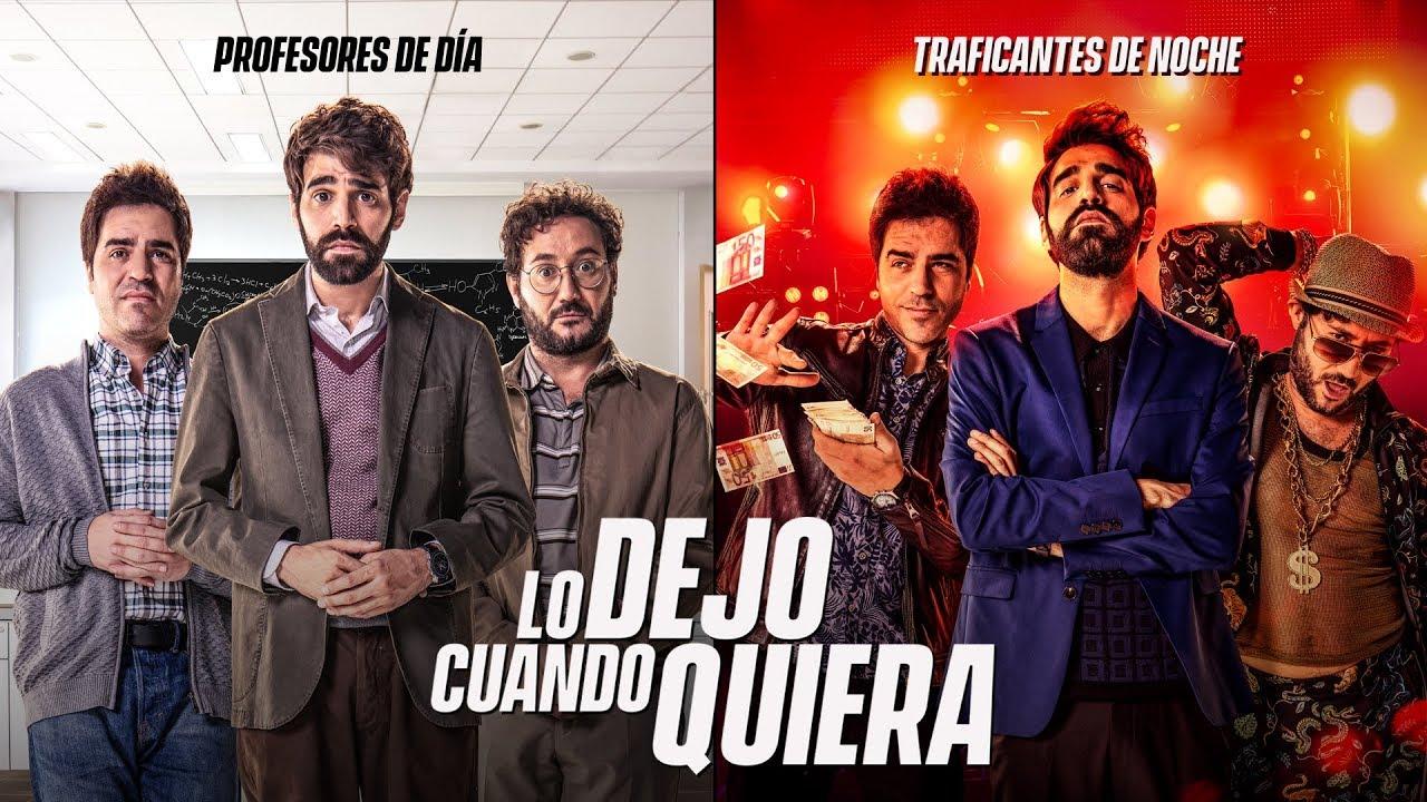 ¡Ya tenemos ganadores!| PlayStation Plus te invita al cine con 'Lo Dejo Cuando Quiera'