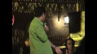 Ibrahim Tatlises - Mutlu Ol Yeter, Yetis Ya Ali, Keskin Bicak. Aso Bar Bodrum 2004. Bülent Bektas
