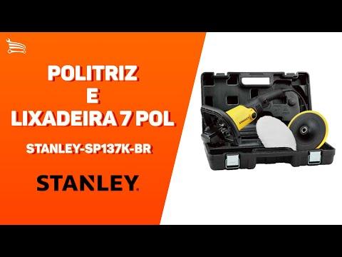 Politriz e Lixadeira 7 Pol. 1300W   - Video