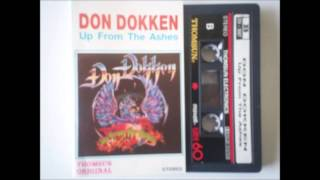 Don Dokken - Give It Up (Demo)