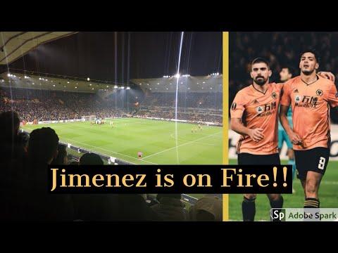 Jimenez is on Fire!! Wolves vs Slovan Bratislava [Goals & Highlights]