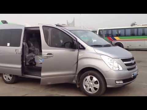 Hyundai Grand Starex Premium 4wd 2014