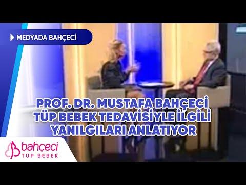 Habertürk – Tüp Bebek Tedavisiyle İlgili Yanılgılar – Prof. Dr. Mustafa Bahçeci