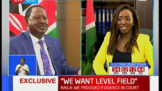 Raila Odinga: We have various leaders across board who are 'computer chicks'
