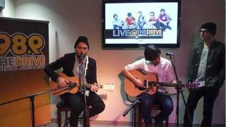 LIVE @ THE DRIVE with The Arkells - Agent Zero