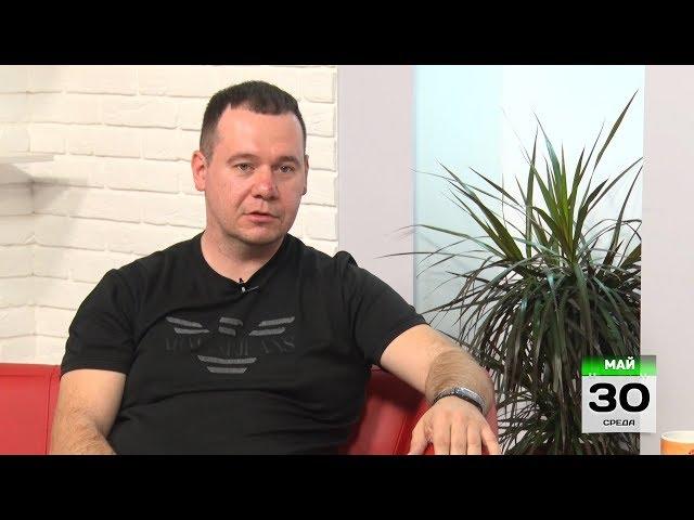 В гостях — Андрей Болгов