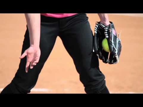 Softball Pitching tips: How to throw a riseball - Amanda Scarborough