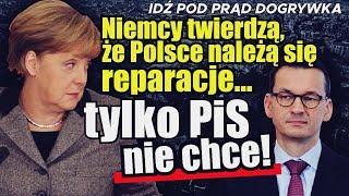 Niemcy twierdzą, że Polsce należą się reparacje… tylko PiS nie chce!