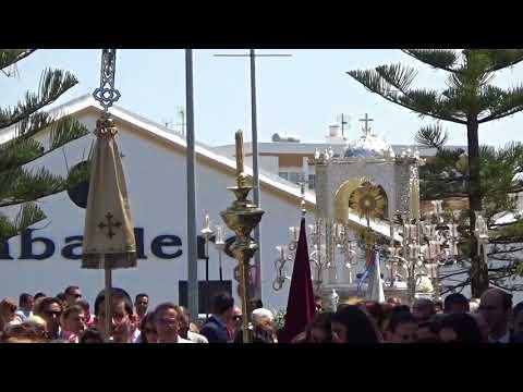 Jesús Sacramentado bendijo a la feligresía de San Francisco
