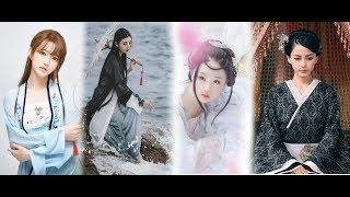 Las 4 mujeres mas hermosas de la antigua China