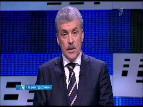 ВТОРОЕ ПРИШЕСТВИЕ Грудинина на дебаты после отказа от участия
