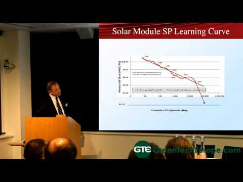 Solar Energy Round-up by Professor Michael Walls (Loughborough University and Solar Supergen)