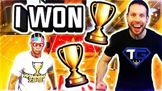 I WON TROYDAN'S 2v2 TOURNEY & EXPOSED A 99 OVERALL IN THE NBA 2K19 WORLD CHAMPIONSHIP