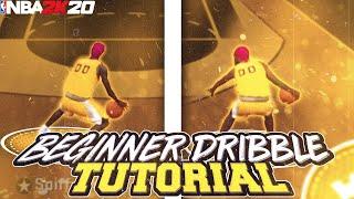BEGINNER DRIBBLE TUTORIAL   LEARN HOW TO DRIBBLE   NBA 2K20 TUTORIAL