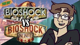 Bioshock vs Bioshock Infinite - The Bit