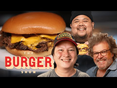 3 Ways to Cook a Smashburger with 3 Burger Experts
