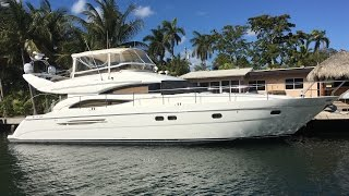 For Sale: 61' Viking Princess Motor Yacht